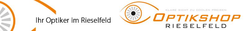 Optikshop Rieselfeld - Ihr Spezialist für Gleitsichtbrillen, Kontaktlinsen und Brillen aus Holz
