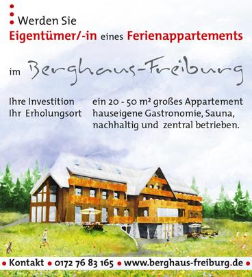 Berghaus Ferienappartements