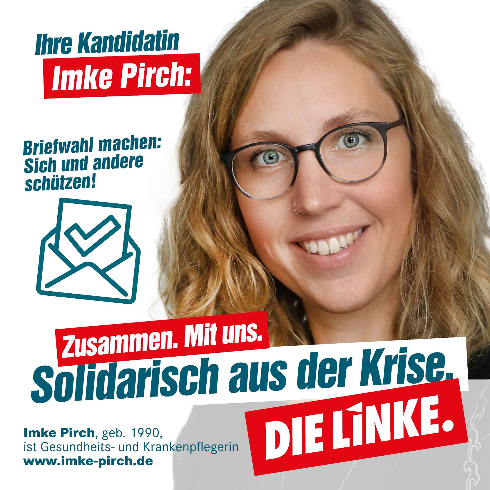 Imke Pirch - Landtagswahlen