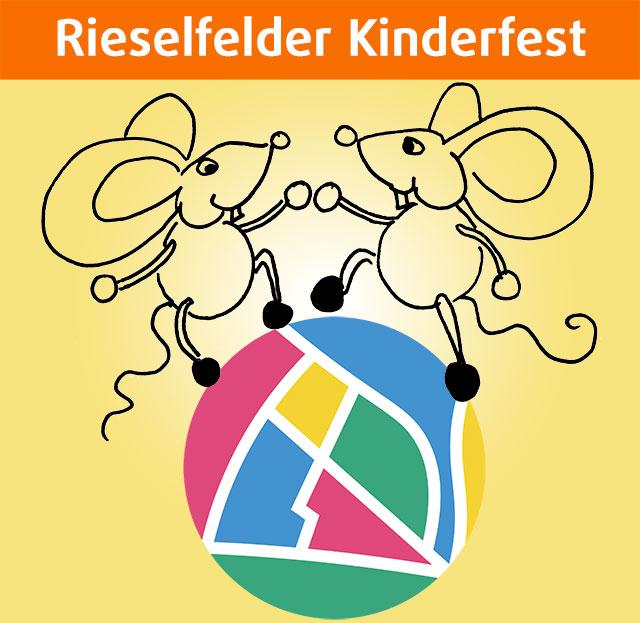 Kinderfest im Rieselfeld