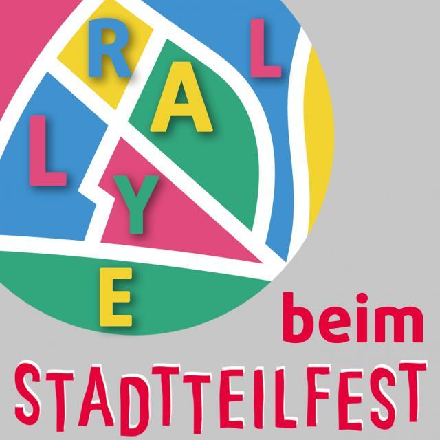 Rallye beim Stadtteilfest im Rieselfeld