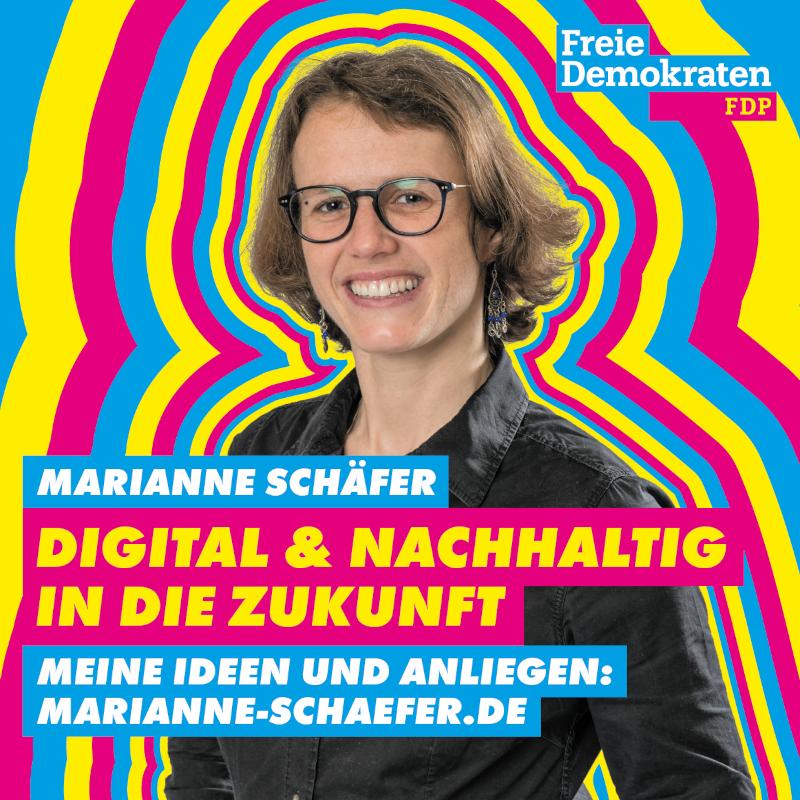 Marianne Schäfer - Landtagswahlen