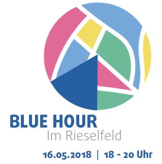 Blue Hour im Rieselfeld